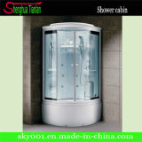 Quadrant Sliding Glass Steam Bathroom Shower Cubicle (TL-8837)
