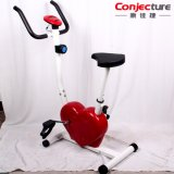 Heart-Shaped Fitness Bike/ Indoor Exercise Machine/ Physical Exercise Bicycle Trainer