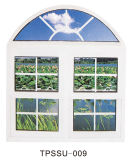 High Quality UPVC Sliding Window Brand Name Profile