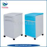 New Type ABS Hospital Furniture Medical Bedside Locker