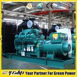 10-1500kw Diesel Generator Set with Fuel Tank