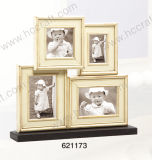 Couples Wooden Photo Frame in Multiple Opening
