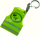 Reflexive PVC Key Chain for Promotion Gift (M-PK13)