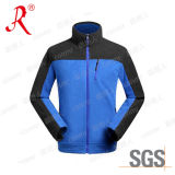Men Outdoor Softshell Fleece Jacket Fashion Newest Ski Jacket (QF-4046)