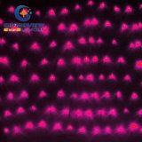 2m Width Pink Light LED Net Light with 8-Mode