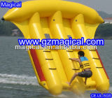 Inflatable Flyfish Banana Boat Inflatable Banana Towable Inflatable Water Sport Games (MIC-479)