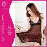 Sexy Ladies Printed Nice Dress /Lingerie Babydoll Set (BD005)