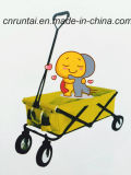 Conveniently Folds for Easy Storage Folding Wagon