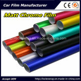 Car Film, Matt Chrome Film, Car Wrap Vinyl Film