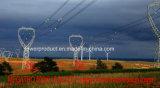 Megatro 500kv 5ja2 Zc1 Single Circuit Transmission Tower