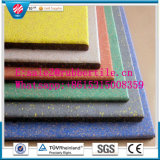 Outdoor Square Wearing-Resistant Rubber Tile Kindergarten Rubber Tile