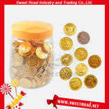Gold Coin Shape Chocolate Coin Candy