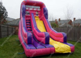 Hot Jungle Inflatable Slide for Sale