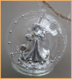 Clear Christmas Glass Ball for Christmas Decoration