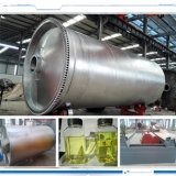 Good Stability Tyre Recycling Plant 12ton Capacity Without Pollution