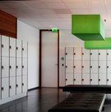 Jialifu 3 Tier Waterptoof and Impact Resistant Office HPL Locker