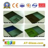 4mm, 5mm, 6mm, Reflective Glass /Coated Glass/Building Glass Used for Curtain Wall