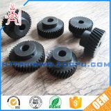 Black POM Spur Gear Based on Your Own Design