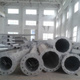 Transmission Line Power Steel Pole