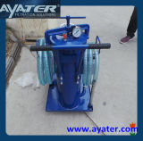 Lyc-32A Lubricant Oil Filter Machine for Purifying Oil