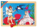 Fairy Tales Wooden Jigsaw Puzzle