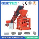 Qtj4-35b2 Semi Automatic Hollow Brick Making Machine