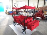 Portable Collapsible Folding Outdoor Utility Wagon