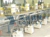 Paint Complete Production Line&Bead Mill Turnkey Project