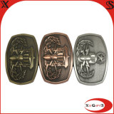 Supply Custom 3D Fashion Metal Belt Buckles for Sale