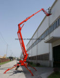 Hot Sale Towed Hydraulic Access Lift Platform