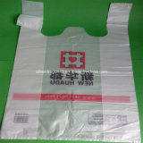 HDPE Plastic Vest Grocery Bag for Shopping