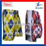 Healong Top Brand Sportswear Sublimation Lacrosse Jersey and Shorts