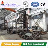 High Quality Automatic Concrete Block Plant