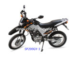 200cc for Fashion Gasoline Dirt Bike (SP200GY-3)