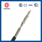 0.5mm UTP Cat5e Data Cable of CCA 8 Conductors