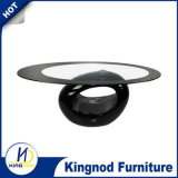 Finger Ring Fiberglass ABS Coffee Table for Sale