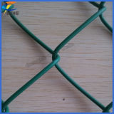 Diamond Wire Netting, PVC Coated Chain Link Wire Mesh