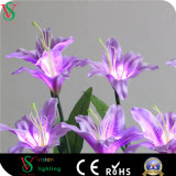 Led Artificial Flowers and Tree for Holiday Decoration