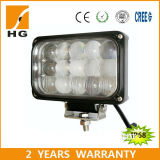 7inch 45W Square 4D LED Headlight