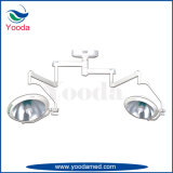Double Head Ceiling Type Shadowless Surgical Lamp
