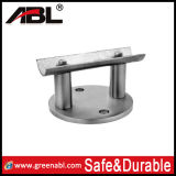 Wall Mounting Pole Base Cover Stainless Steel