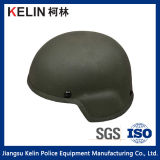 Mich 2000 Nij 0101.06 Iiia Green Ballistic Helmet for Police