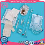Medical Disposable Urethral Catheter Tray by CE Approved