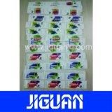 Hot Sale E-Liquid Hologram Label Sticker