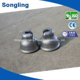 High Performance Corrosion Resistant Iron Cap for Electrical Insulator Fitting