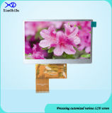 4.3 Inch TFT LCD Display with 40 Pins