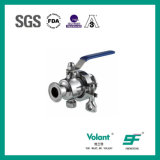 Sanitary Non Retaining Ball Valves
