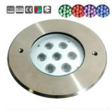 Ce RoHS 6X3w/6X1w IP68 LED Underwater Swimming Pool Lighting