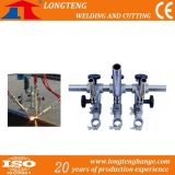 Three Torches Holder for CNC Flame Cutting Machine, Oxy-Fuel Cutting Machine