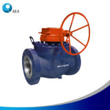 Cast Steel Wcb, Lcc, Trunnion Mounted Top Entry Ball Valve Manufacturer